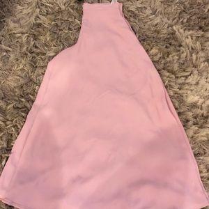 Zara Basics wide leg culotte pants Sz L